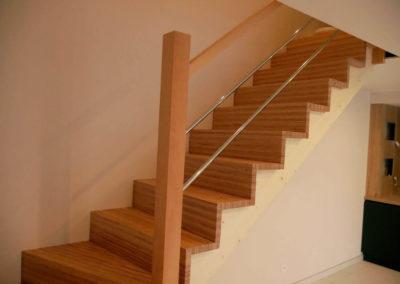 Escalier «Baubuche»